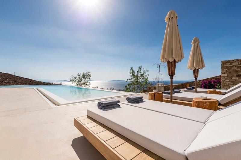 Villa Turquoise - Image 1 - Mykonos - rentals