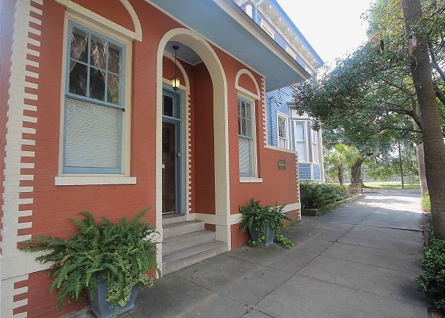 Romantic Parkside Carriage House on Forsyth - Romantic Park side Carriage House on Forsyth - Savannah - rentals