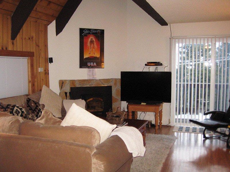 Living Room - Mammoth View Villas - MVV39 - Mammoth Lakes - rentals