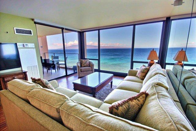 Mahana Resort #1107 - Image 1 - Lahaina - rentals