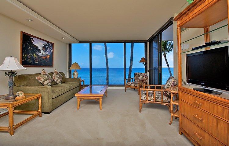 Mahana Resort #304 - Image 1 - Lahaina - rentals