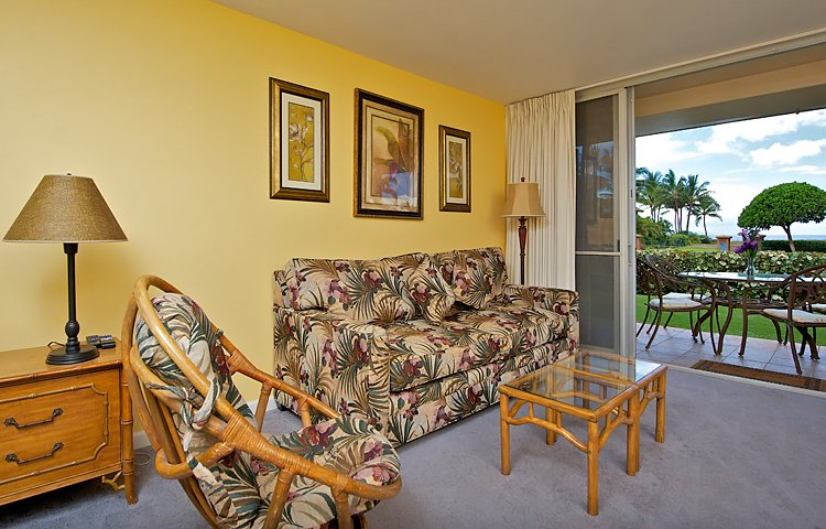Maui Kaanapali Villas #C154 - Image 1 - Lahaina - rentals