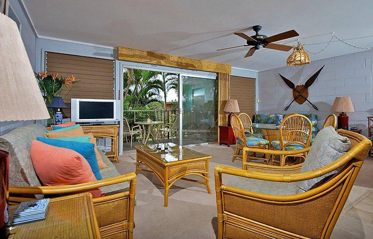 Maui Sands #6E - Image 1 - Lahaina - rentals