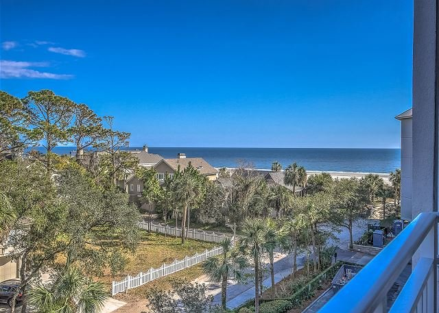 View - 2403 SeaCrest-4th Floor/ Ocean Views& Newly Updated - Hilton Head - rentals