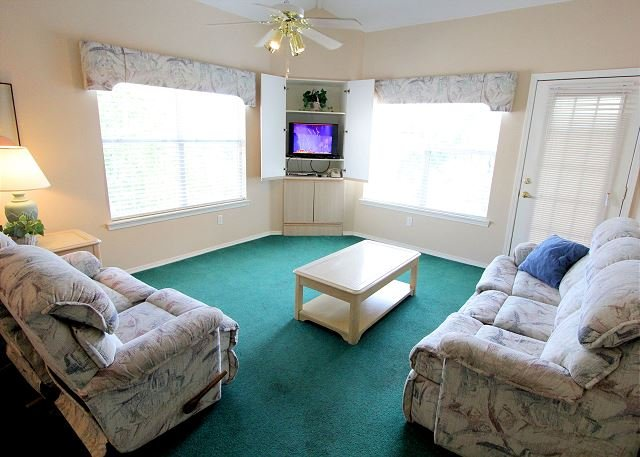 Legends of the Fall - Legends of the Fall - Pet Friendly, 3 bedroom/3 bath condo with room for 8! - Branson - rentals