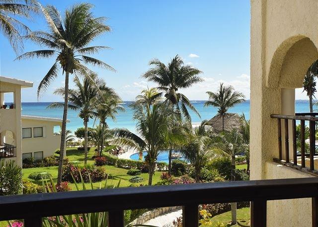 Penthouse! Oceanfront 3 bedroom  in Xaman Ha (XH7117) - Image 1 - Playa del Carmen - rentals