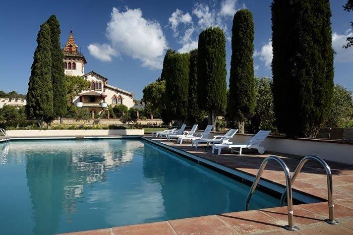 Villa Malvasia vacation holiday large villa rental spain, sitges, near - Image 1 - Sitges - rentals