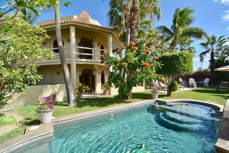 VILLA DE LA TORRE/TRAVEL CHANNEL FEATURED - Image 1 - San Jose Del Cabo - rentals