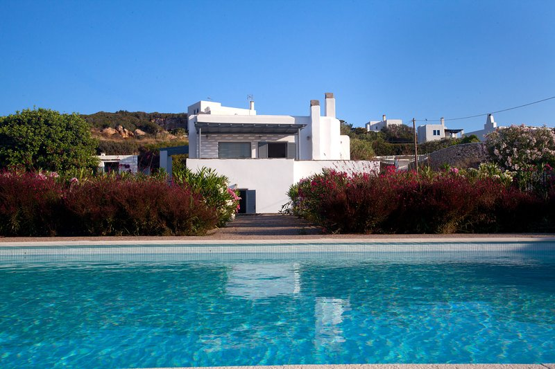 Private villa with private pool next to Naoussa - Image 1 - Naoussa - rentals