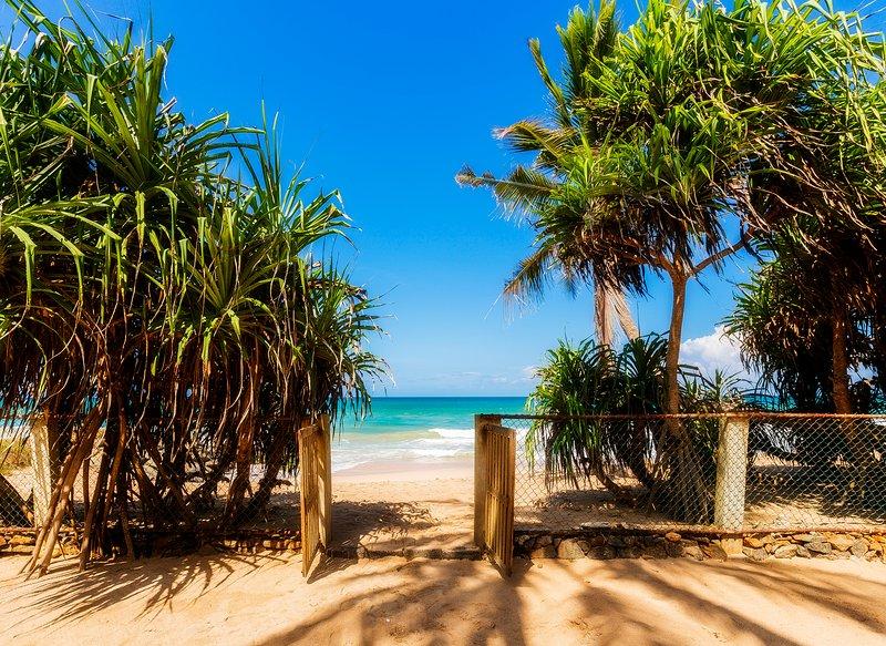Beach bliss - Olu Beach Villa, enchanting ocean front villa - Hikkaduwa - rentals