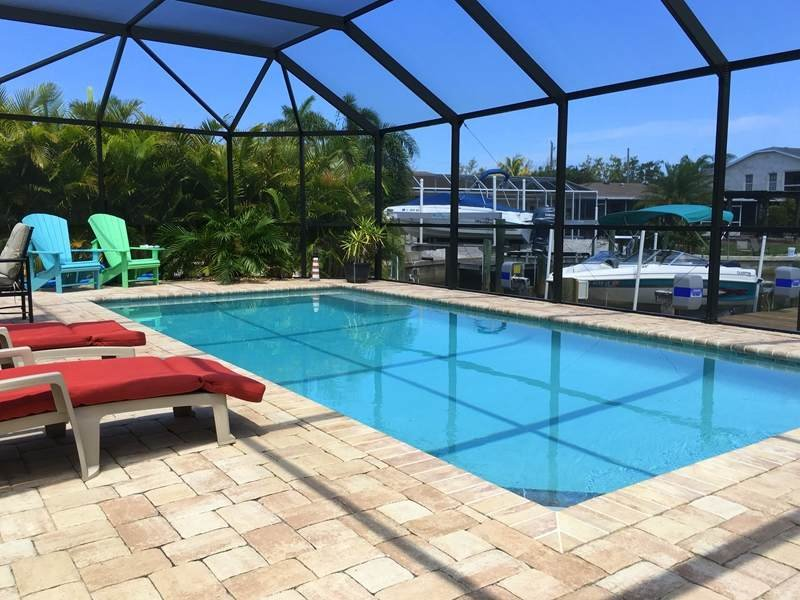 Pool 1 - LEAPING LIZARD - Bradenton - rentals