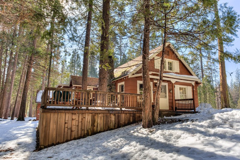 Chatterton's Cottage - recently renovated! - (80) Chatterton's Cottage - Wawona - rentals