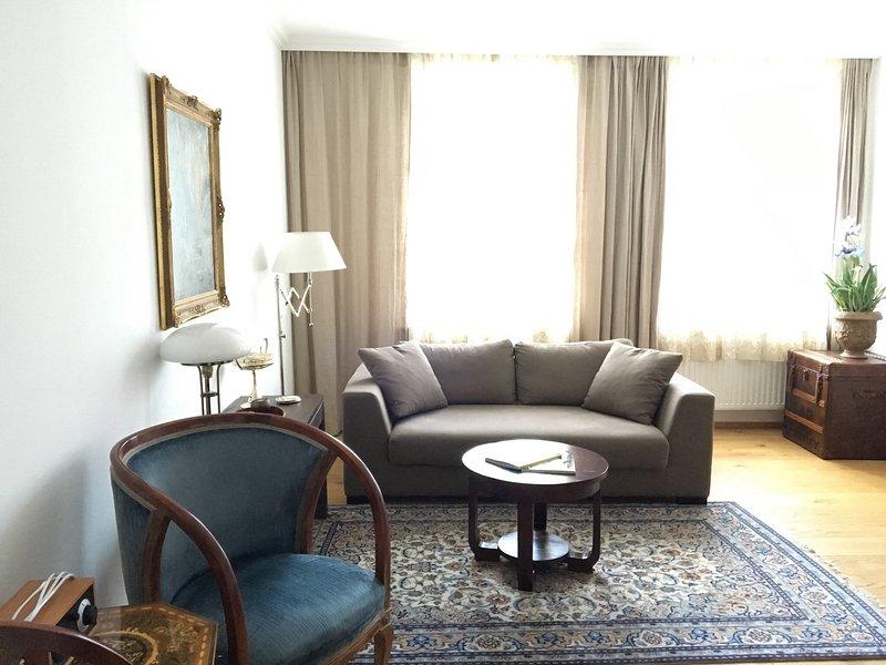 (3) Old town apartment, great views - Image 1 - Salzburg - rentals