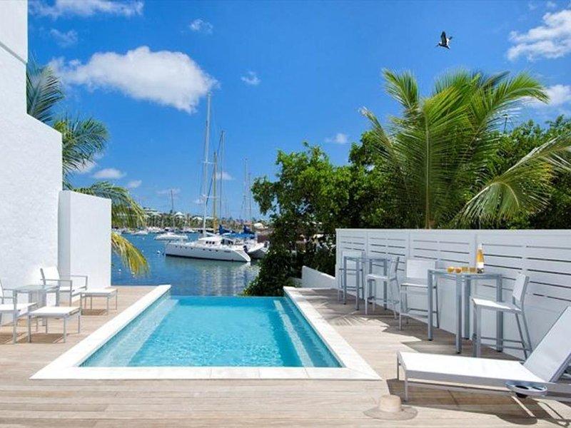 Villa Corinne - Image 1 - Saint Martin-Sint Maarten - rentals