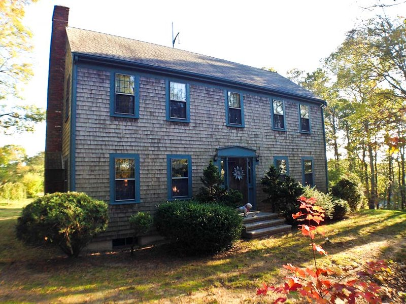 Front view - 1 Mile to Skaket Beach with King Beds & A/C - OR0365 - Orleans - rentals