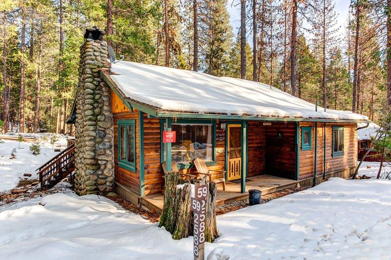 Hansen Cabin - (59) Hansen Cabin - Wawona - rentals