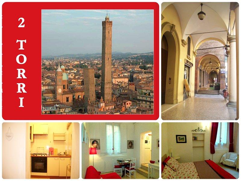 CENTRE+comfortable 4p+ NICE +WiFi - Image 1 - Bologna - rentals