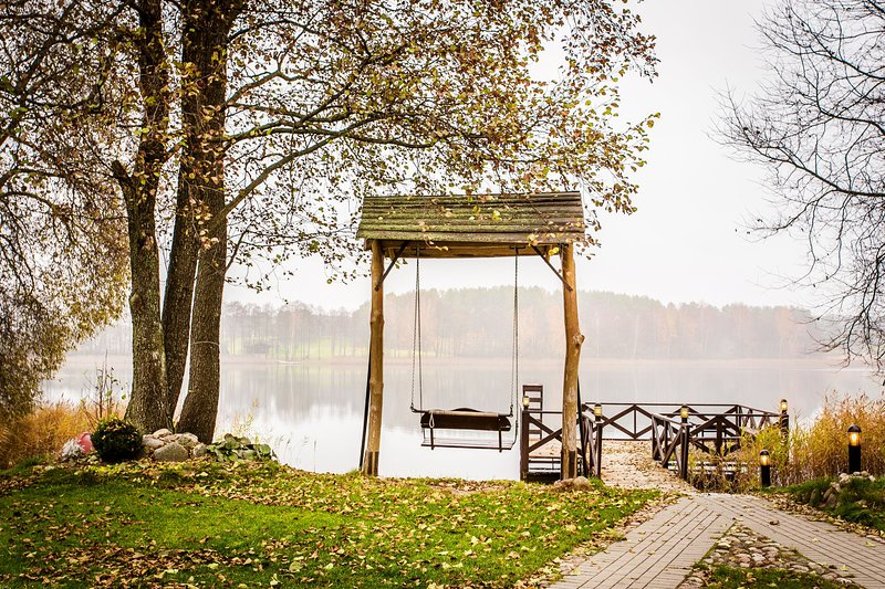 Vila Magdalena on Lake Margis, Trakai - Image 1 - Vilnius - rentals