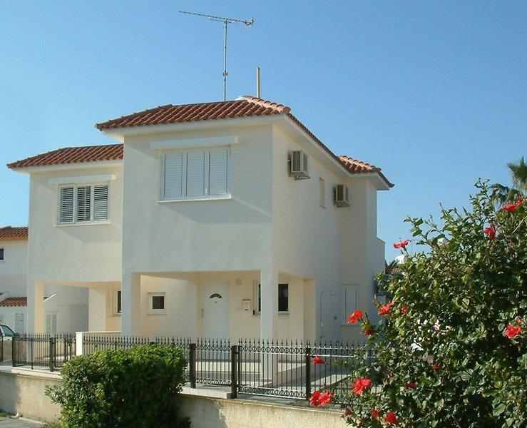 Aynine,  a holiday house, just 3minutes walk to the beach at Larnaca Bay - Image 1 - Oroklini - rentals