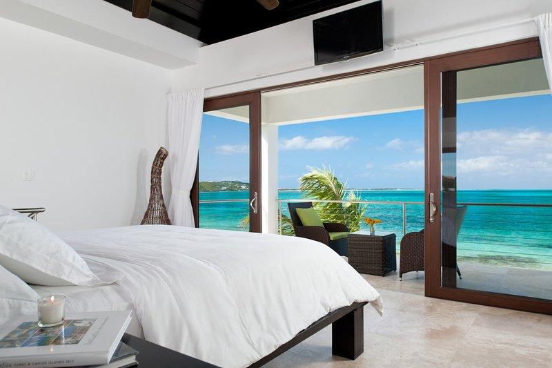 Sea Edge Villa on Grace Bay Beach - Image 1 - Providenciales - rentals