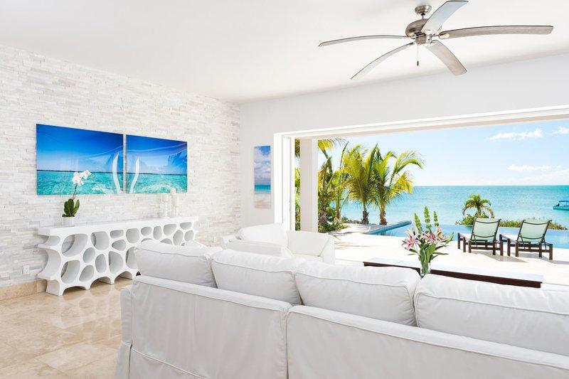 Miami Vice Two ocean front brand new villa - Image 1 - Sapodilla Bay - rentals