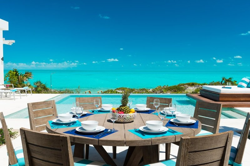 Aguaribay Beachfront on Long Bay Beach - Image 1 - Providenciales - rentals