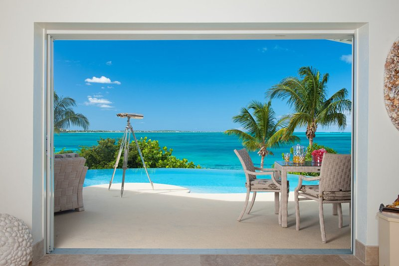 Turtle Beach Villa on Grace Bay Beach - Image 1 - Providenciales - rentals