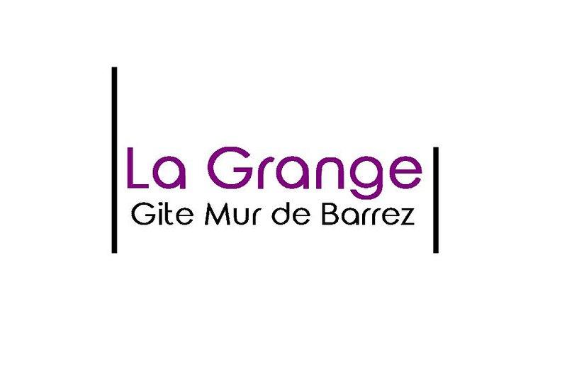 A new year, a new logo. Formerly known as Les Secrets du Bonheur - La Grange - gite Mur de Barrez, Aveyron - Mur-de-Barrez - rentals