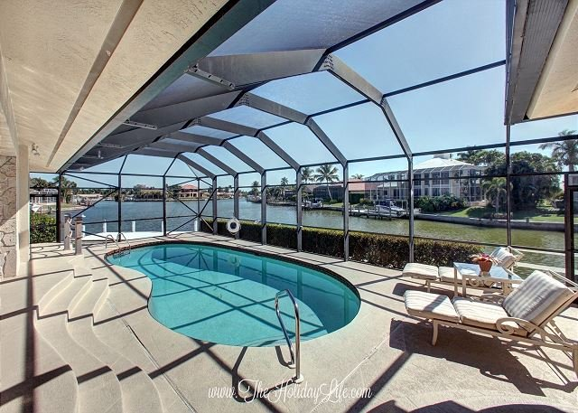 BARFIELD - Modern & Spacious with Big Water Views! - Image 1 - Marco Island - rentals
