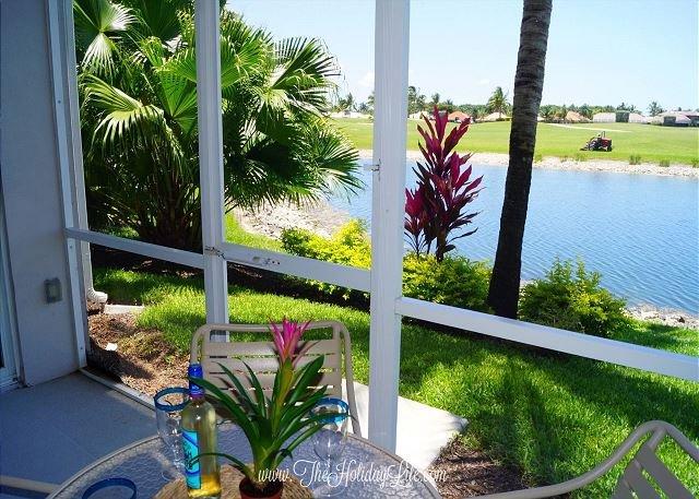 GREENLINKS 911 - 3 Bedroom Fairway View Golf Villa - Image 1 - Naples - rentals