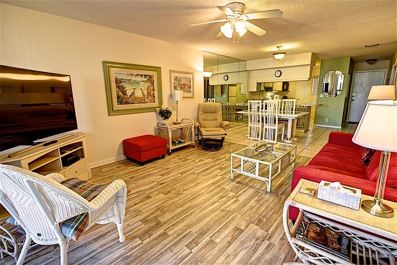 Hibiscus Resort - D203, Ocean View, 2BR/2BTH, 3 Pools, Wifi - Image 1 - Saint Augustine - rentals