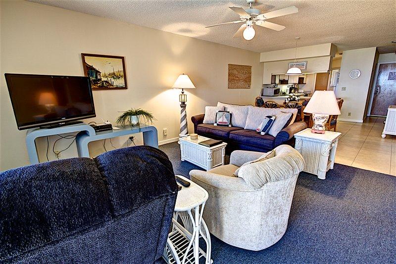 Hibiscus Resort - A303, Ocean Front, 2BR/2BTH, 3 Pools, Wifi - Image 1 - Saint Augustine - rentals