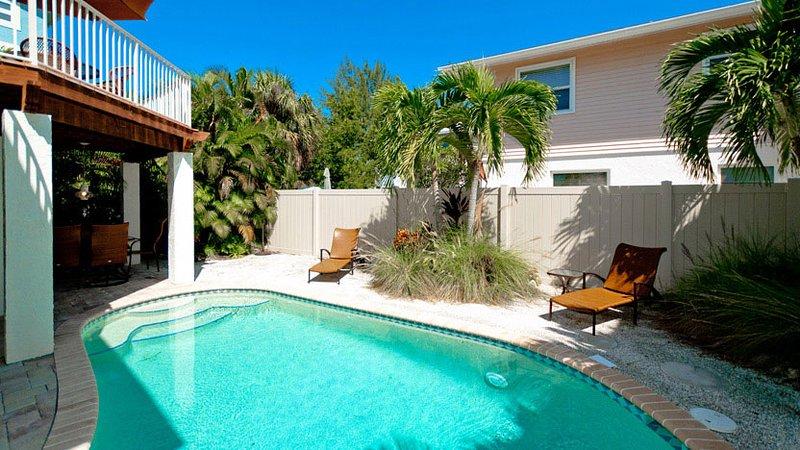 Heated Pool - BON AMI: 3BR Family-Friendly Pool Home - Anna Maria - rentals