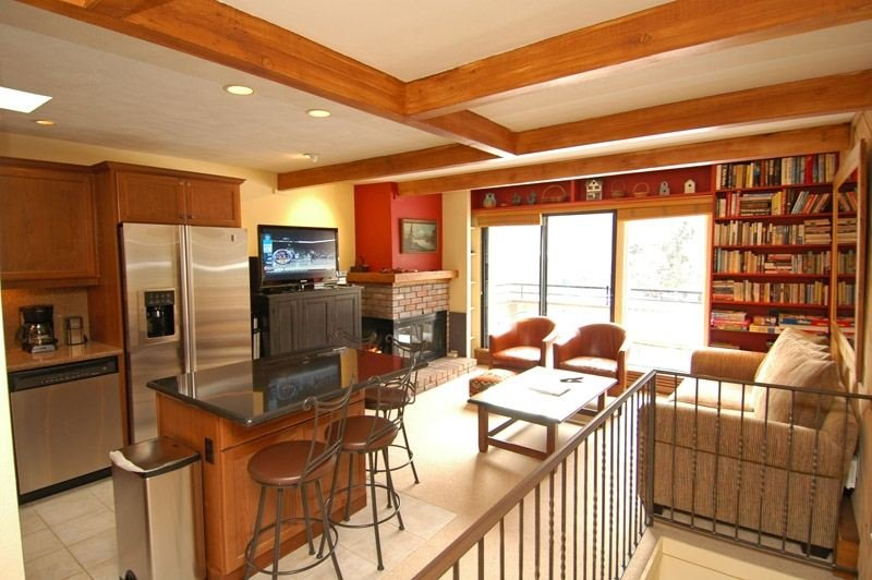 living_area_1a.jpg - Aspen Townhouse East Unit 4 - Aspen - rentals