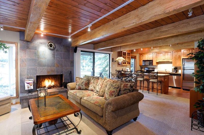 living-2.jpg - Chateau Eau Claire Unit 17 - Aspen - rentals