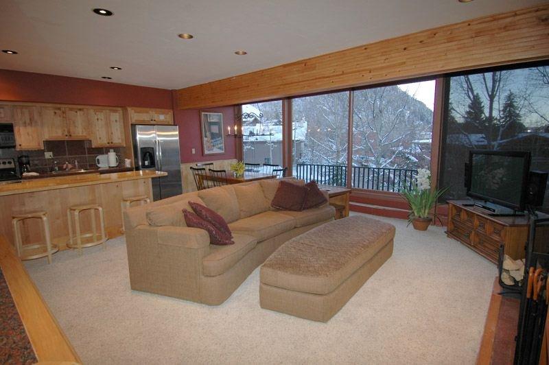 Living_area.jpg - Durant Condominiums Unit D3 - Aspen - rentals