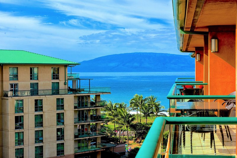Maui Resort Rentals: Honua Kai Konea 708 – Rare Top Floor 2BR/1BA with Ocean - Image 1 - Lahaina - rentals