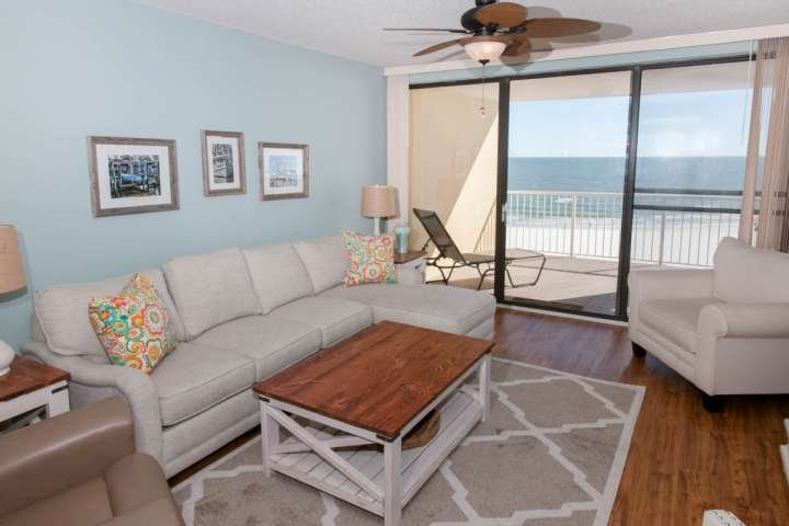Summer House 503A - Image 1 - Orange Beach - rentals