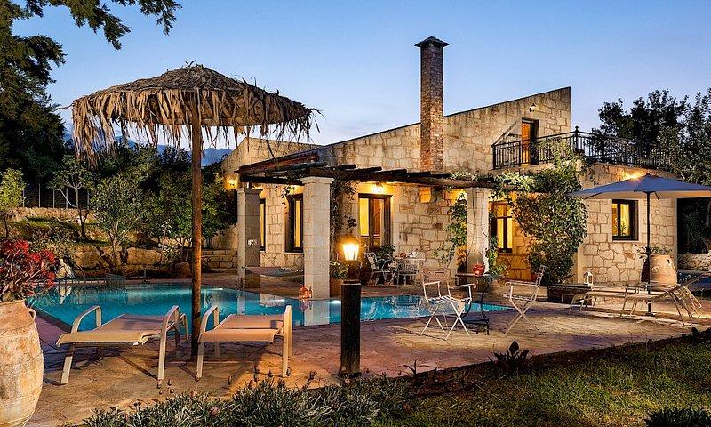 Stone Villa in Chania - Image 1 - Maza - rentals
