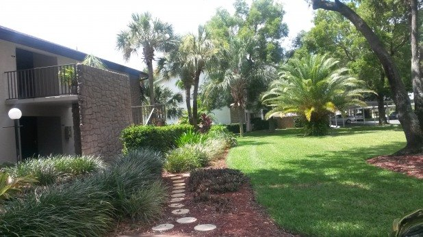 entrance to unit - RENOVATED LEHIGH ACRES   FORT MYERS AREA 2/2 - Lehigh Acres - rentals