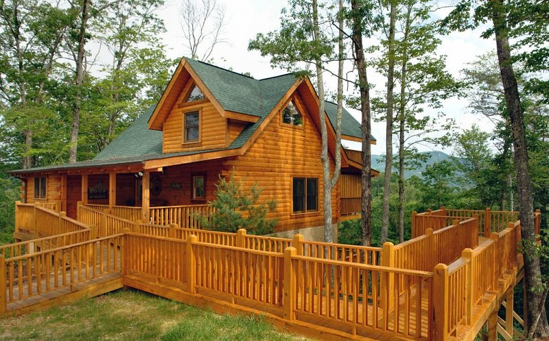 Blackbeary Bluff - Image 1 - Sevierville - rentals