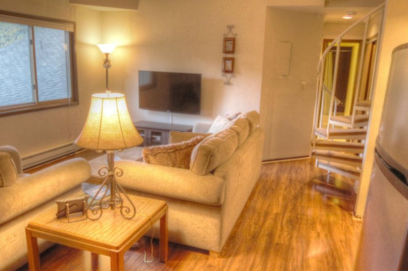 "SkyRun Property - ""1168 Flying Dutchman"" - living room - 1168 Flying Dutchman - Keystone - rentals"
