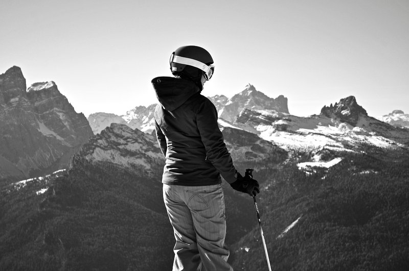majestic view - Only non smoker! New MTbikes and climbing gear for you! Fast WIFI - Cortina D'Ampezzo - rentals