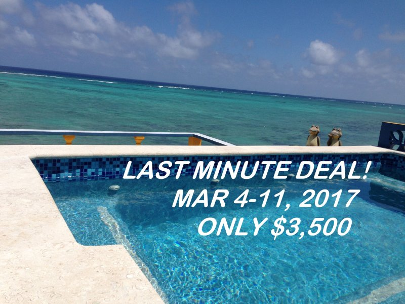 Luxury Villa Includes The Cook, 2 Pools & Much More!!! - LOW RATES LUXURY BEACHFRONT VILLA Includes Cook, 2 Pools, WiFi, More - Tulum - rentals