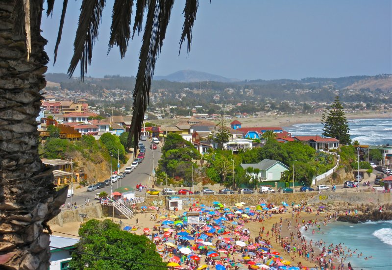 BOOK NOW & SAVE! Contact Owner. Private House, Pool. By The Ocean - Image 1 - Valparaiso - rentals