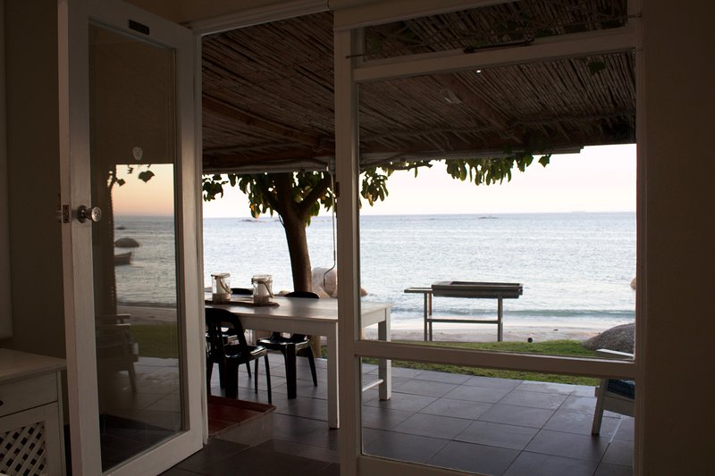 Your view from the bedroom - Piccolo Villa - Saint Helena Bay - rentals