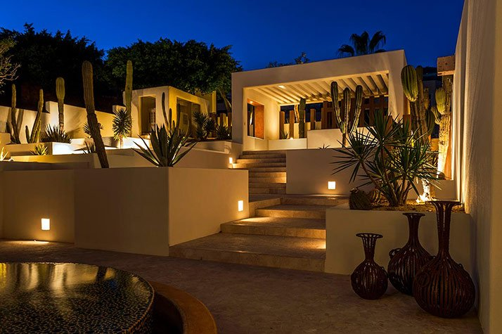 The Only Luxury 8 Bedroom Beachfront Villa in Pedregal - Image 1 - Cabo San Lucas - rentals