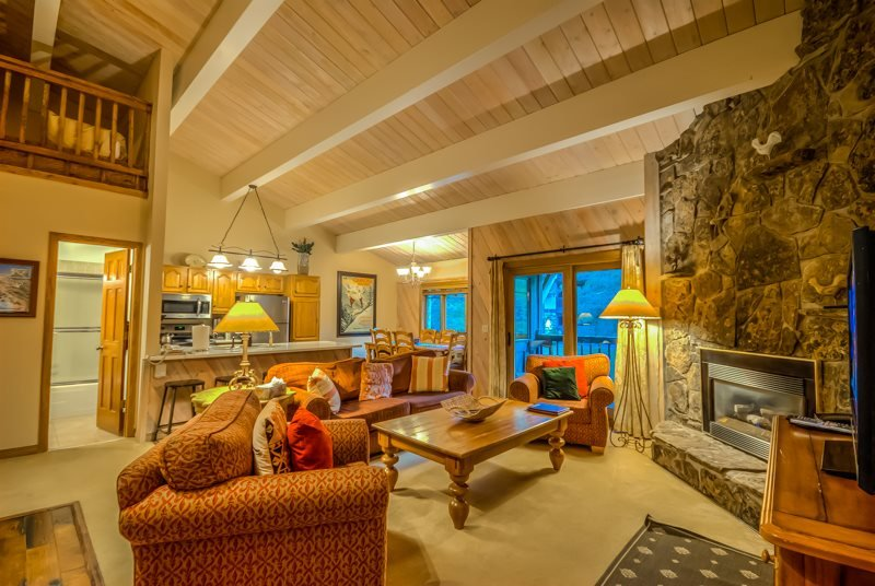 Great Size Condo , Recently Upgraded, Right Across the Slopes in Steamboat Springs. - Image 1 - Steamboat Springs - rentals