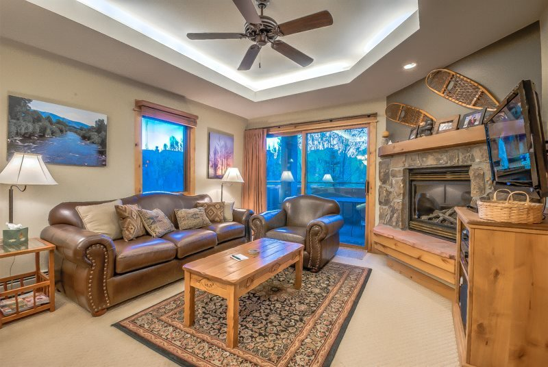 Location, Amenities and Comfort - Image 1 - Steamboat Springs - rentals