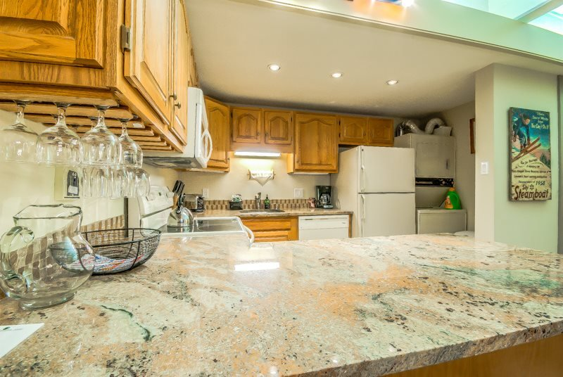 True Ski In Ski Out With Great Amenities , Vies and In Unit W/D - Image 1 - Steamboat Springs - rentals